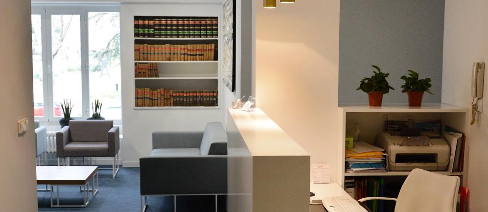 Nuestro despacho en madrid mormeneo abogados for Horario oficinas bankinter madrid